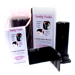 fertility tracker saliva monitor kit